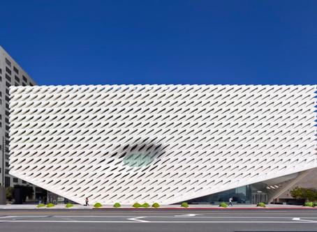 LOS ANGELES DÁ AS BOAS VINDAS AO NOVO CENTRO DE ARTE CONTEMPORÂNEA