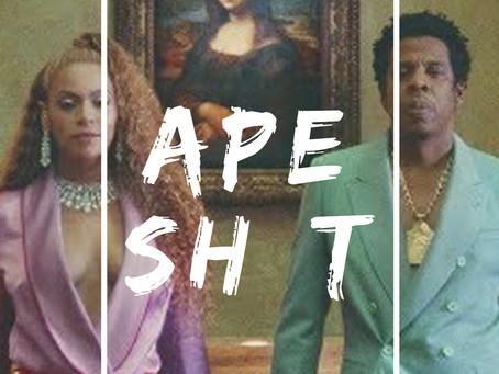 O guia do historiador da arte para Apesh*t