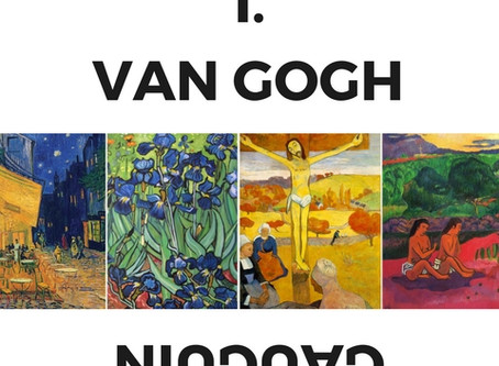 Vanguardas: Pós- Impressionismo