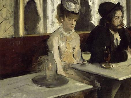Apropriação: paráfrase e paródia em Degas