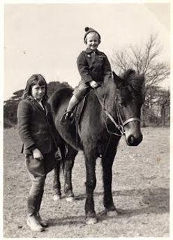 1  JAYNE 1st pony 1958.jpg