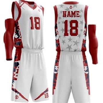 Basketball Uniform - 108