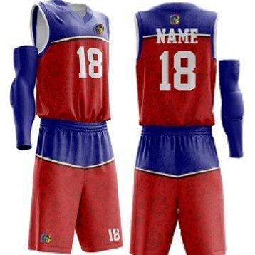 Basketball Uniform - 109