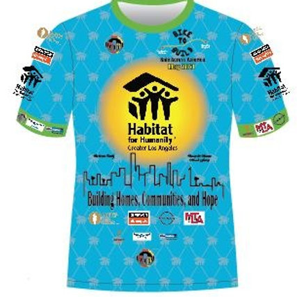 Bike to Build T-Shirt