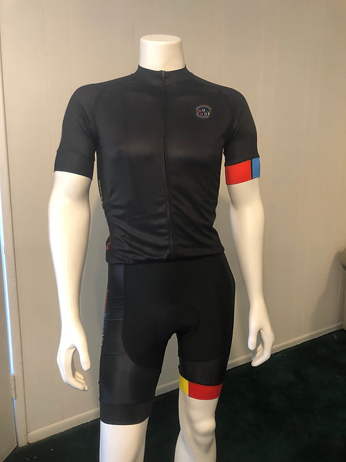 Bike/Cycling: Carbon (Black) Full Cycling Kit