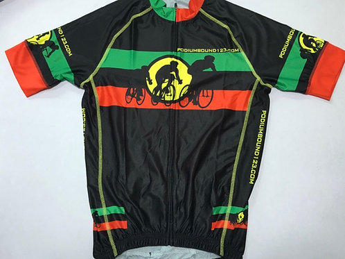 Bike/Cycling: Team Work -Jersey Only