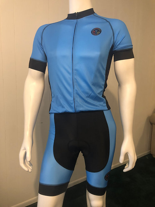 Bike/Cycling: Blue Skyz Full Cycling Kit