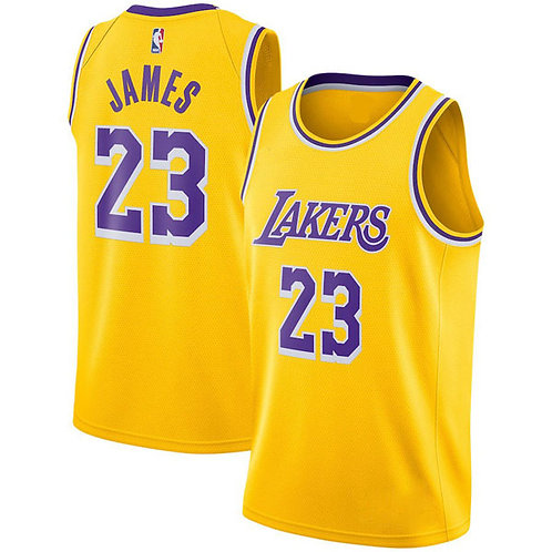 Basketball: Los Angeles #23 Jersey - Add Your Name