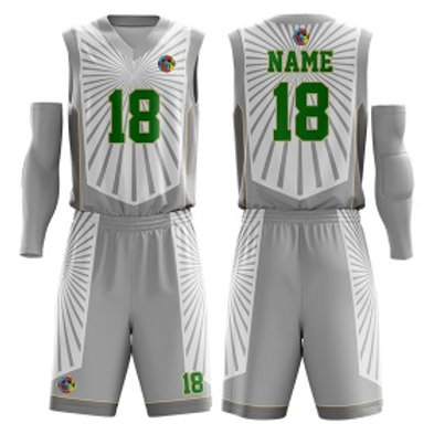 Basketball Uniform - 103 Burst