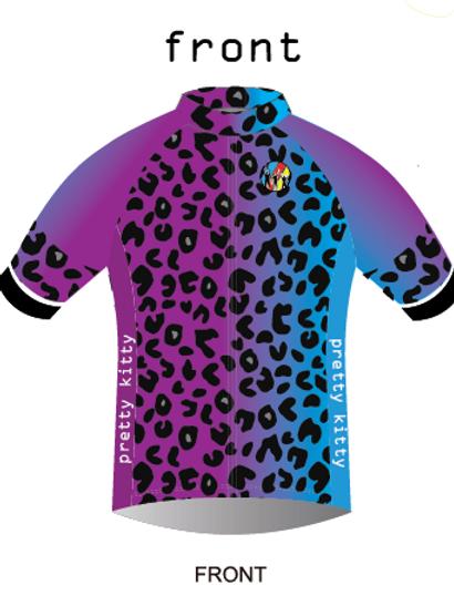 Pretty Kitty Cycling Kit