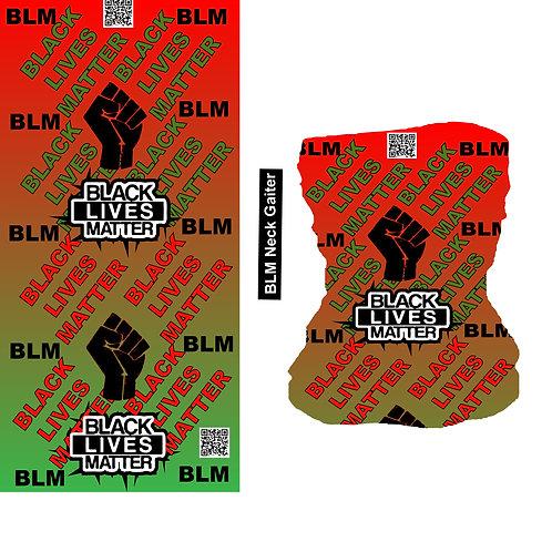 BLM Neck Gaiter