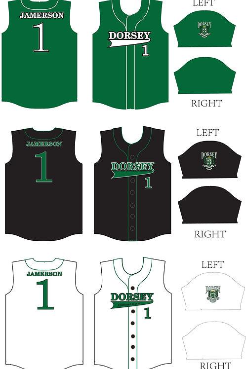 Baseball: Tribute Dorsey HS