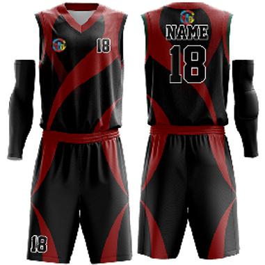 Basketball Uniform - 110