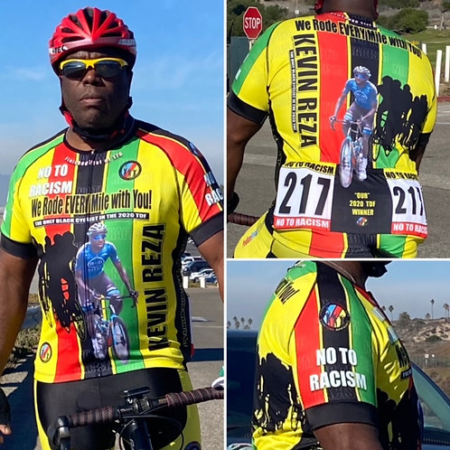 NO TO RACISM / Tribute Jersey
