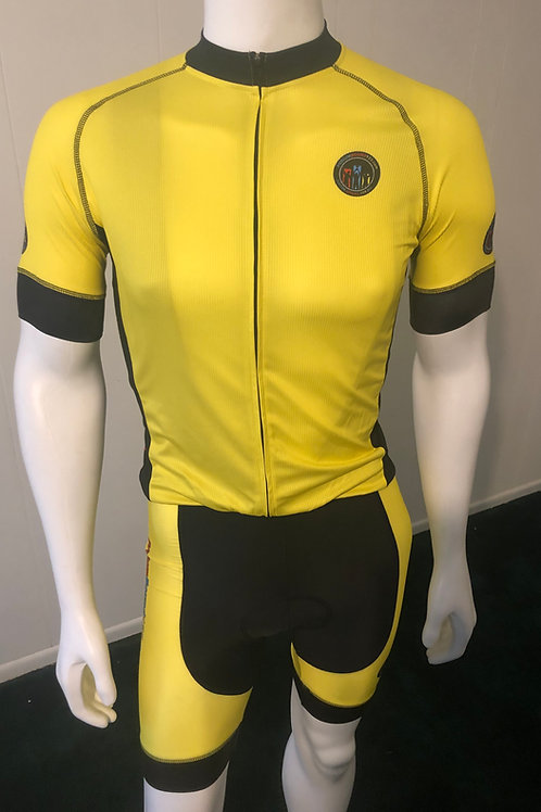 Bike/Cycling: Sunshine (Yellow) Full Cycling Kit