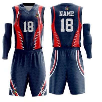 Basketball Uniform - 106
