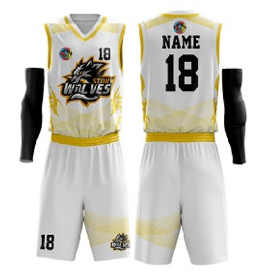 Basketball Uniform - 107