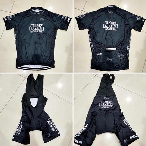 BLM Blk/Blk Cycling kit