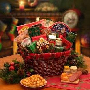 Christmas Inspire basket