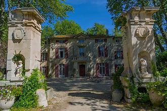 chateau-roussan saint remy de provence s