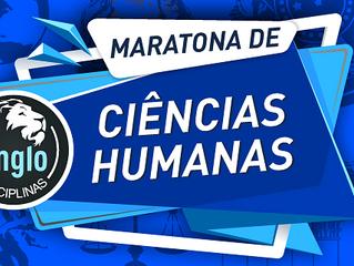 Maratona de Ciências Humanas Enem - Atividade aberta ao público