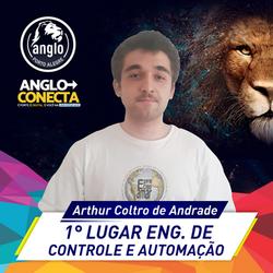 Arthur Coltro de Andrade SISU