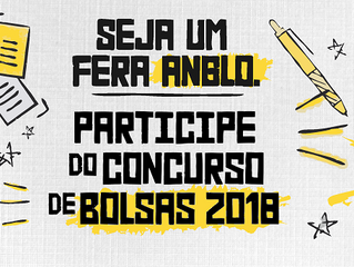 Anglo Porto Alegre divulga o resultado da primeira fase do Concurso de Bolsas 2018