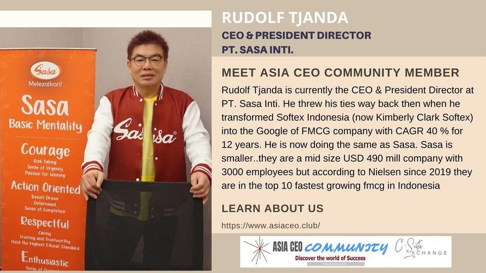 CEO & President Director