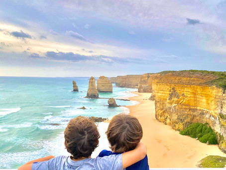 The Great Ocean Road Drive - Adelaide to Melbourne in 5 days