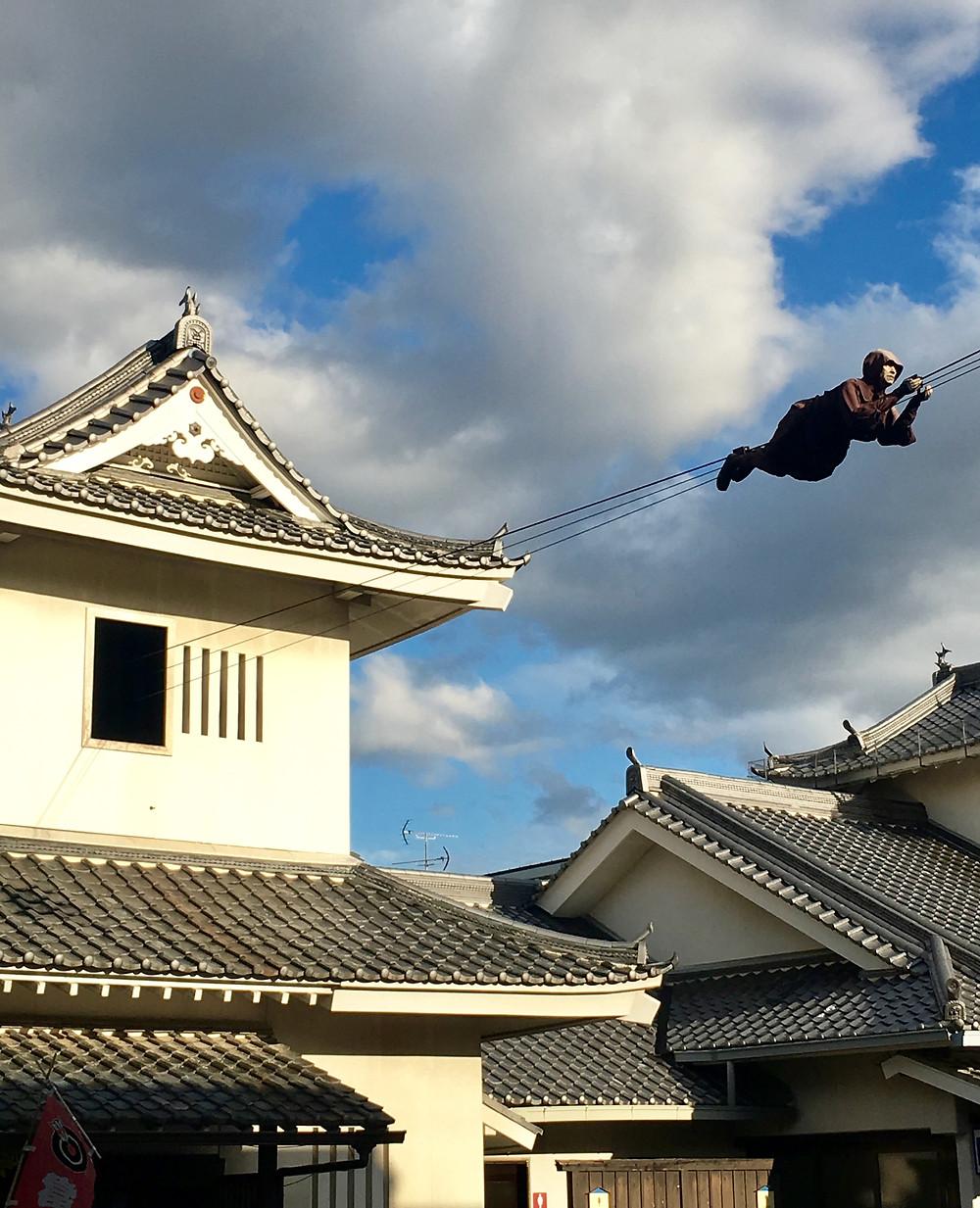 Ninja Samurai TOEI Studio Park Kyoto