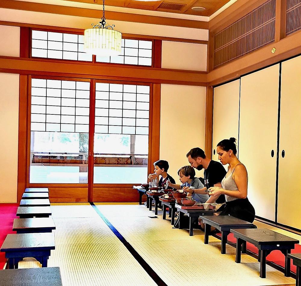 Vegetarian Zen Buddhism meal Michelin Bib Gourmand