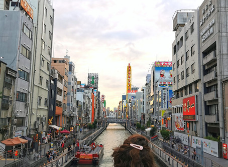 The 5 Best Things about Osaka for Families