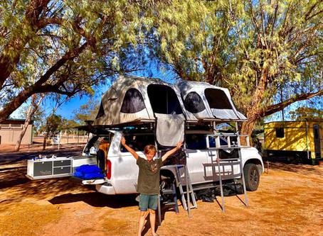 Road Trip - Part 3, Western Australia to South Australia