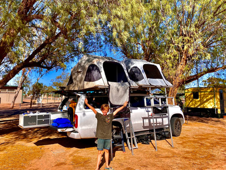 Road Trip - Part 3, Western Australia to South Australia