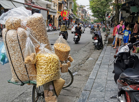Hanoi – Here We Come