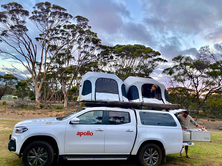 Road Trip - Part 2, Western Australia to South Australia