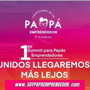 Primer Summit Online Para Papás Emprendedores