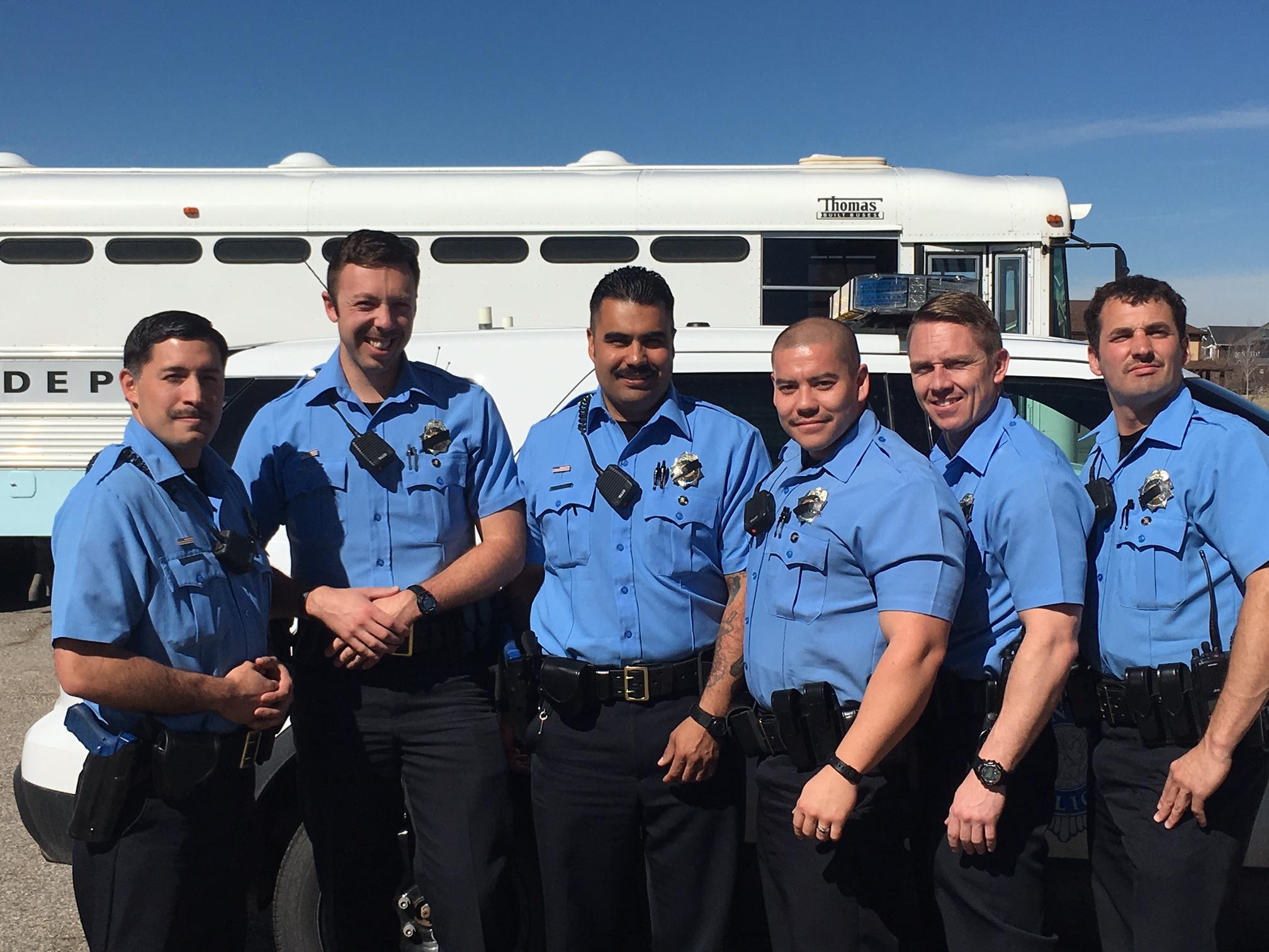 Police uniforms denver