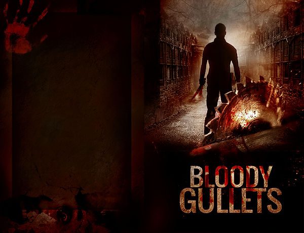 Bloody Gullets Cover Art