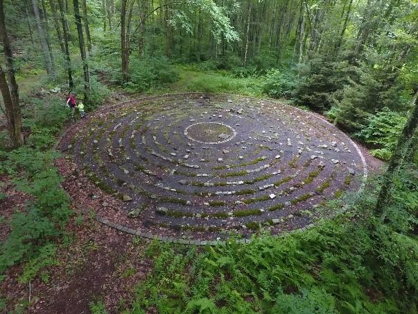 Labyrinth Aerial