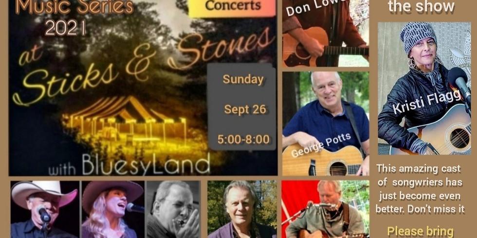 Twilight Music Series at Sticks and Stones