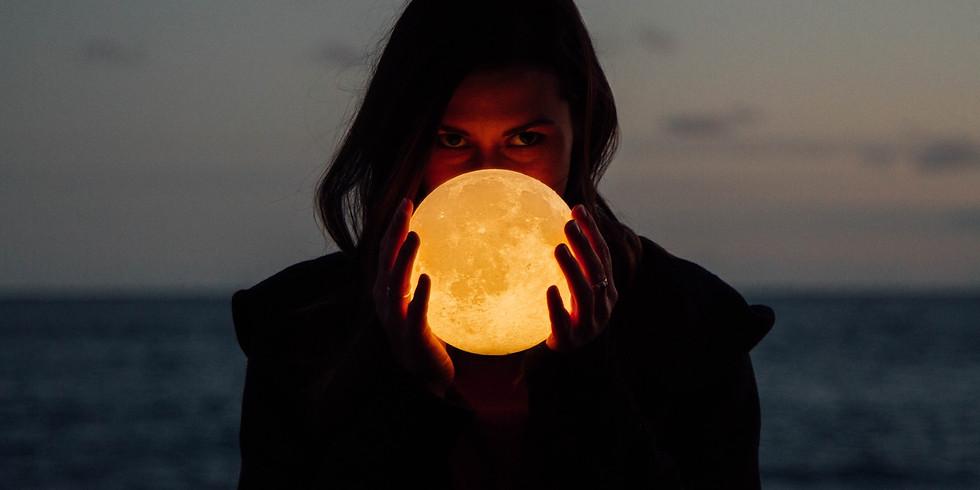 Radiance Mini Retreat: Full Moon. Full Heart
