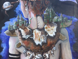 Moss Mountain Art Director: Emily Strait