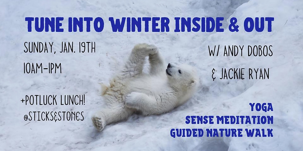 Tune into Winter - Inside and Out!