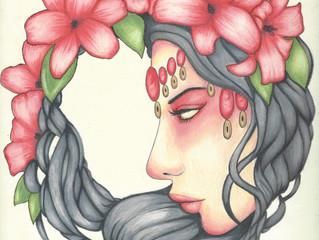 Shelly Hart - Illustration