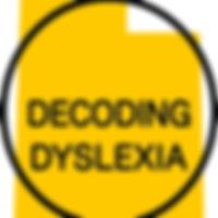 Decoding Dyslexia Utah Logo