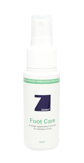 Zoono Foot Care: 24-hour antibacterial