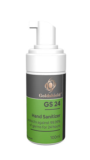 Goldshield 24小時長效抗菌護手液