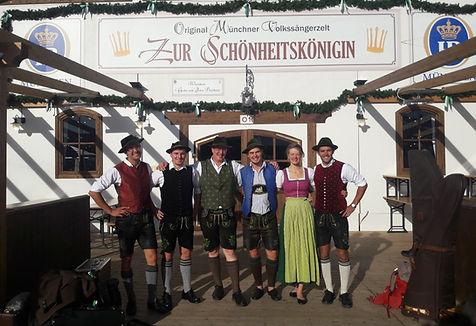 Verleihung Sportplakette Offizieller Anlass Boarisch Roas Tanzlmusi