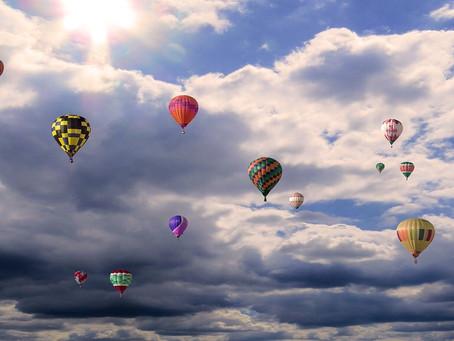 Å reise er å leve...